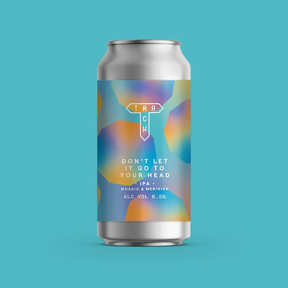 Track Brewing Co. - Don't Let It Go To Your Head. 6.5%