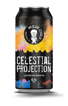 Wilde Child -  Celestial Projection. 6.7%