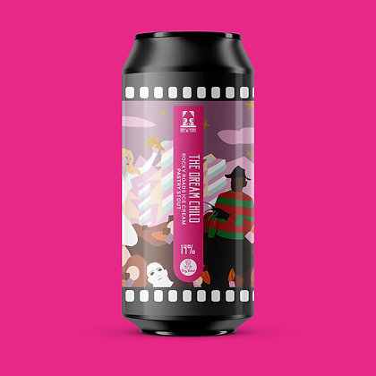 Brew York - The Dream Child. 14%
