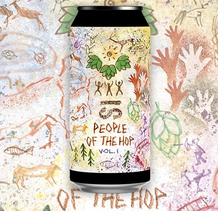 Ascot Brewing - People Of The Hop. 6.5%