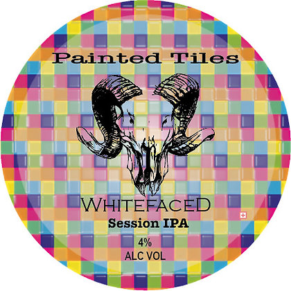 Whitefaced Beer Co. - Painted Tiles. 4.0%