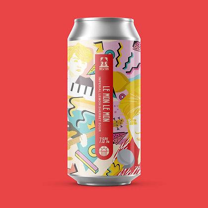 Brew York - Le Mon Le Mon. 7.5%