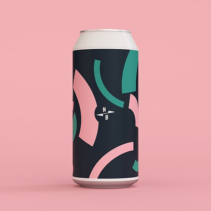 North Brewing Co - Sea of The Curve 4.2% Pale