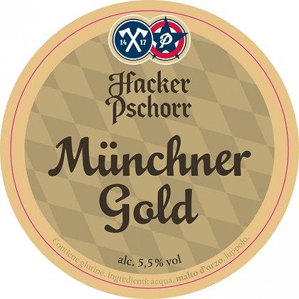 Hacker Pschorr - Munchner Gold. 5.5%