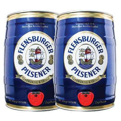 Flensburger Pilsener. 4.8%