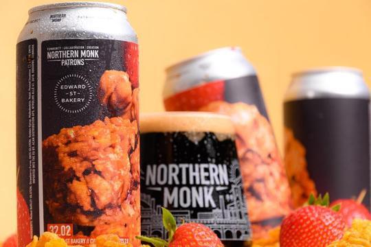 Northern Monk - 32.02 // Edward St Bakery. 9%