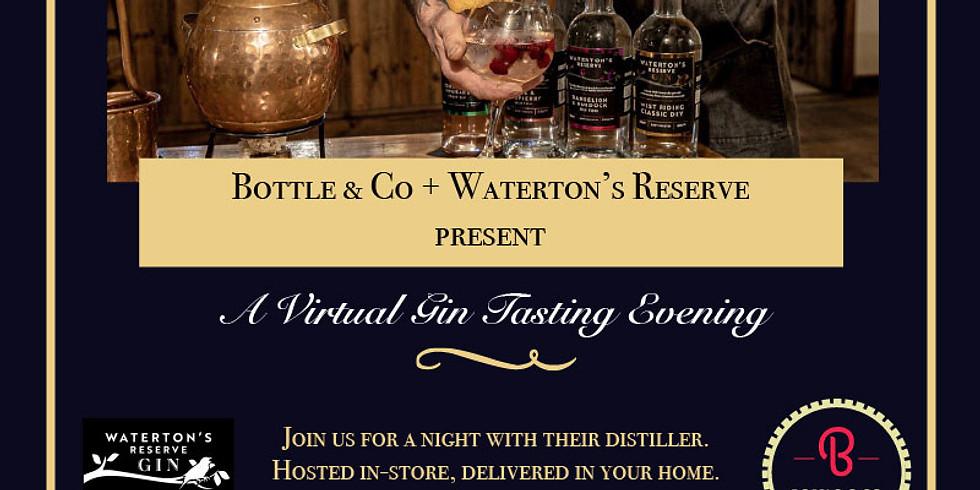 Waterton's Reserve Gin Tasting Evening (1)