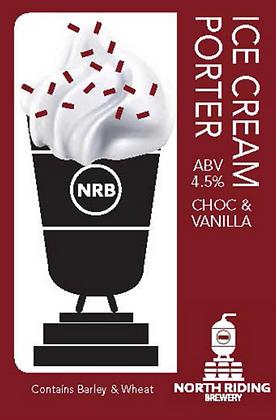 North Riding Brewery - Ice Cream Porter 4.5%