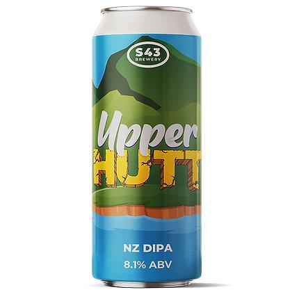 S43 - Upper Hutt. 8.1%