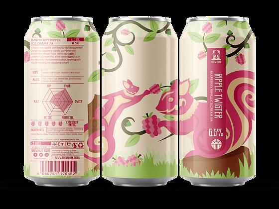 Brew York - Ripple Twister. 6.5%