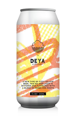 Cloudwater x Deya. 5%