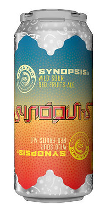 Two Roads - Areas Two Synopsis Red Fruit. 6.4%
