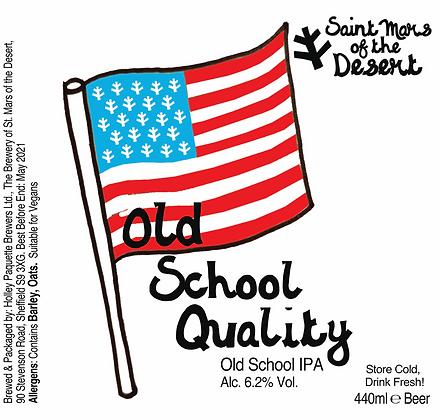 St Mars of the Desert - Old School Quality. 6.2%