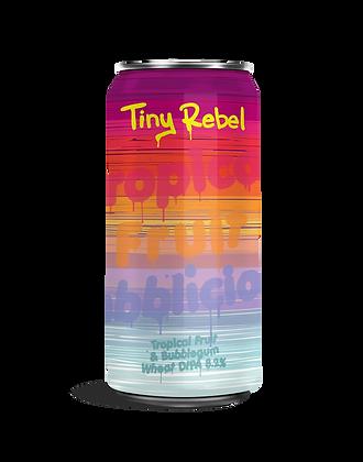 Tiny Rebel - Tropical Fruit Bubblicious. 8.2%