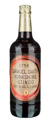 Samuel Smiths - Yorkshire Stingo. 8-9%