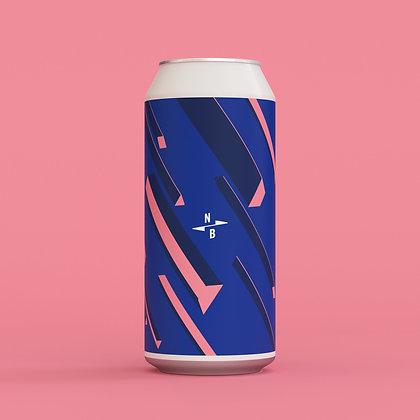 North Brewing Co X Ridgeside. 4.8%