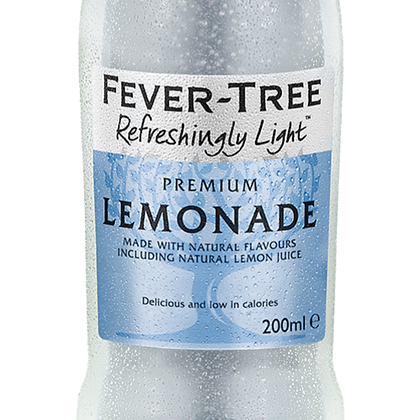 Fever Tree - Refreshingly Light Premium Lemonade