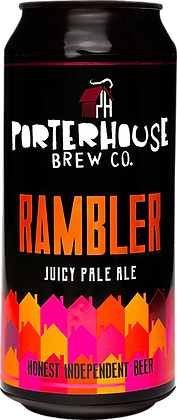 Porterhouse - Rambler. 4.6%