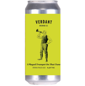 Verdant - I Played Trumpet On That Tune. 6.5%