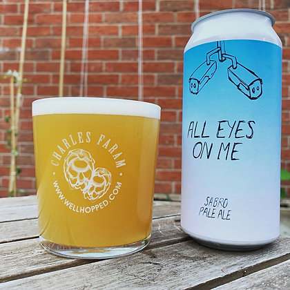 Whitefaced Beer Co. - All Eyes On Me.