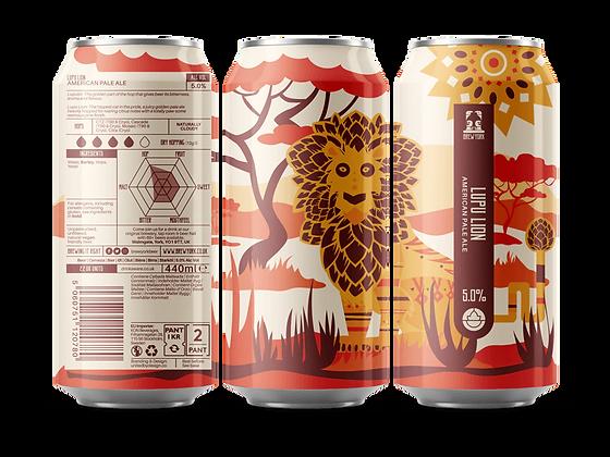 Brew York - Lupu Lion. 5%
