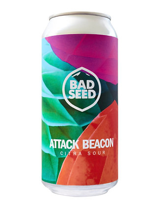 Bad Seed Brewery - Attack Beacon. 4.6%