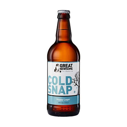 Great Newsome - Cold Snap. 5.2%