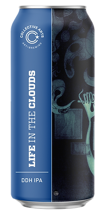 Collective Arts - Life in the Clouds. 6.1%