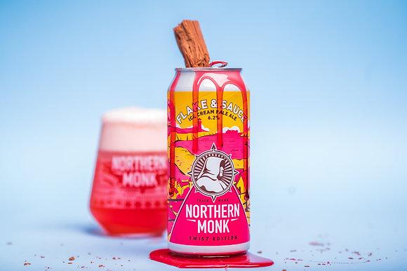 Northern Monk - Flake & Sauce. 6.4%