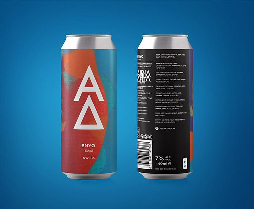 Alpha Delta Brewing - Enyo 7%