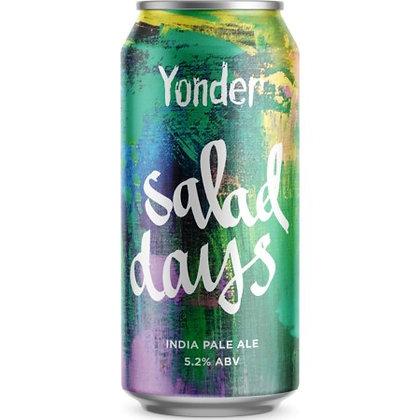 Yonder - Salad Days. 5.2%