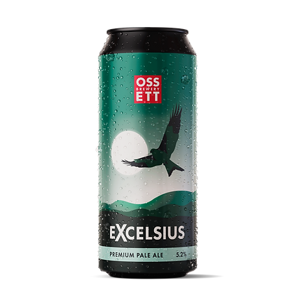 Ossett Brewery - Excelsius. 5.2%