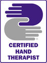 HTCC Certified Hand Therapist Logo