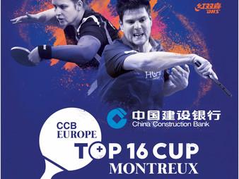 Top 16 Montreux 2020 Live