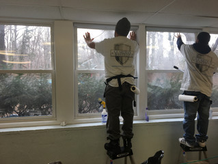Window Film: Guardian Bastille Improves Safety for Children at a Nursery School in Cherry Hill, New