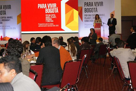 "Documento de Propuestas: ""Para Vivir Bogotá"""
