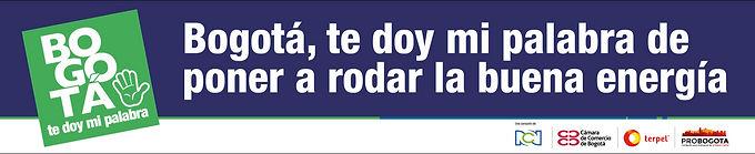 Terpel se suma a Bogotá, Te Doy Mi Palabra