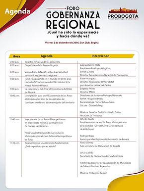 """""""Bogotá y la Región Capital deben comenzar a hablar sobre gobernanza regional"""": ProBogotá"""