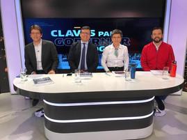 Candidatos a la Alcaldía debatieron sobre las decisiones inaplazables para Bogotá