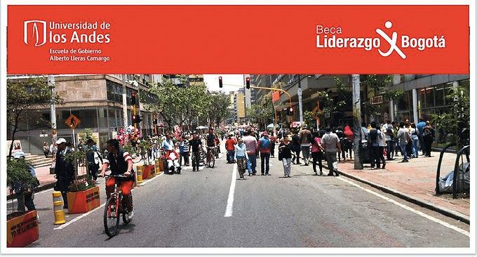 Una incubadora de liderazgo y de soluciones creativas para Bogotá