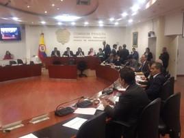 ProBogotá celebra aprobación en primer debate del proyecto de acto legislativo