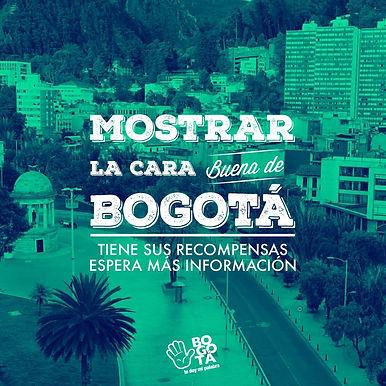 Bogotanos: ¡a dejar la quejadera!