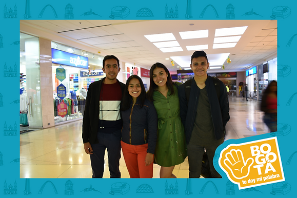 Campaña Bogotá Te Doy Mi Palabra