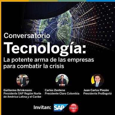 Tecnología: la potente arma de las empresas para combatir la crisis
