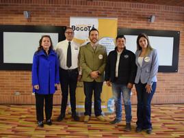 Aplicaciones de taxis y Probogotá Región crean alianza para mejorar el servicio en la ciudad