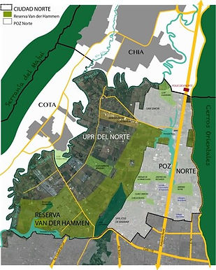 Posición ProBogotá sobre Proyecto Ciudad Norte