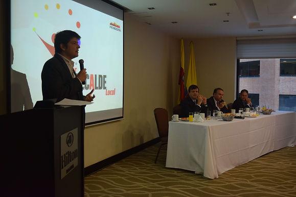 """""""El premio a Mejor Alcalde Local es la oportunidad para reconocer el trabajo diario"""