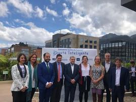 Por primera vez, sector privado y academia unen esfuerzos para convertir a Bogotá en una Ciudad Inte