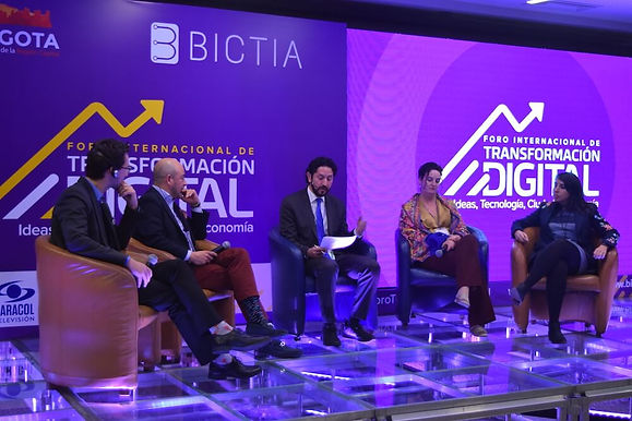 La apuesta de ProBogotá Región y BICTIA por la transformación tecnológica de la Capital.