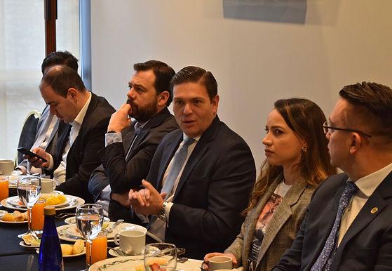 ProBogotá presenta la Agenda 2020 y Bogotá 2051 a concejales de la capital